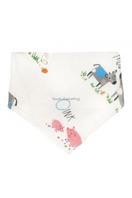 Angel Dear Baby Bibs -   Animal farm