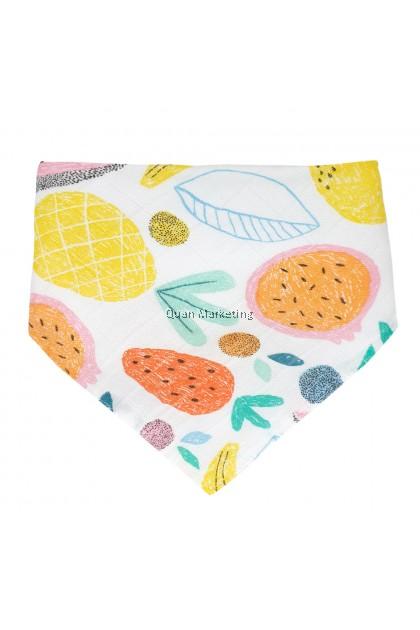 Angel Dear Baby Bibs -  Colorful fruits